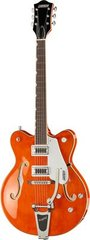 Полуакустическая гитара Gretsch G5422T ELECTROMATIC HOLLOW BODY DOUBLE CUT ORANGE STAIN