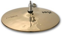 "SABIAN 11302XEB 13"" HHX Evolution Hats Brilliant"