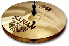 "SABIAN 21402XB 14"" AAX Stage Hats Brilliant"