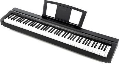 Цифровое пианино Yamaha P-45 - купить Синтезаторы и цифровые пианино в интернет-магазине MuzDrive: цены, отзывы