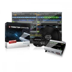 Комплект для dj Native Instruments TRAKTOR SCRATCH A6