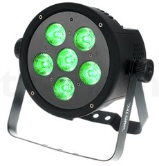 LED PAR Multi-Color Varytec BAT.PAR 6 RGBWA