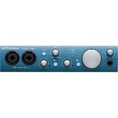 USB аудиоинтерфейс PreSonus AudioBox iTwo