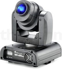 Moving Heads Spot Stairville MH-x20 Micro LED Spot Moving H
