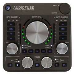 Аудиоинтерфейс Arturia Audiofuse Space Grey