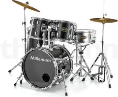 Ударная установка Millenium MX218BX Combo Set BK Bundle