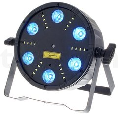 LED PAR Multi-Color Cameo Flat Storm 3-in-1